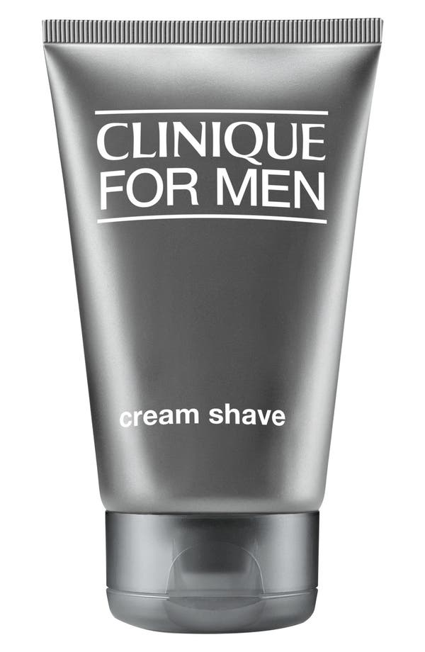 for Men Cream Shave,                             Main thumbnail 1, color,                             No Color