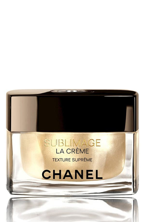 Alternate Image 1 Selected - CHANEL SUBLIMAGE LA CRÈME 