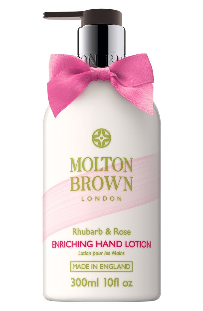 molton brown london rhubarb rose soothing hand lotion nordstrom. Black Bedroom Furniture Sets. Home Design Ideas