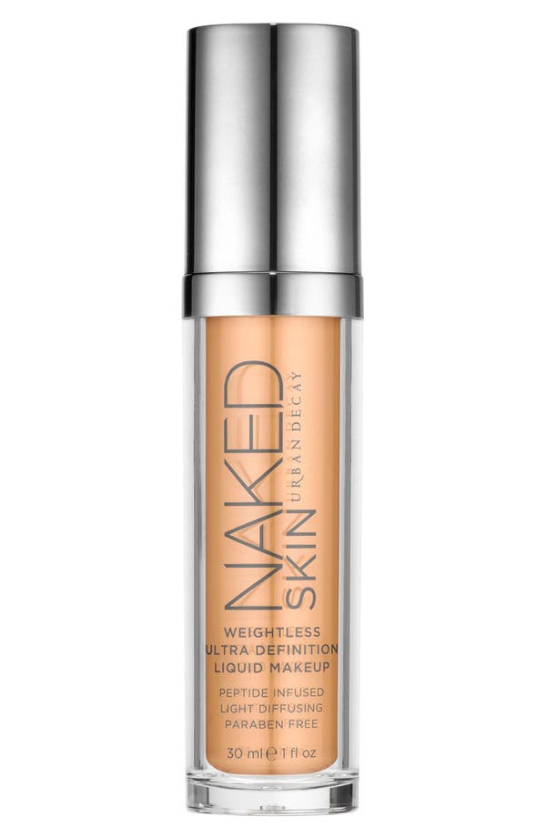 Main Image - Urban Decay Naked Skin Weightless Ultra Definition Liquid Makeup