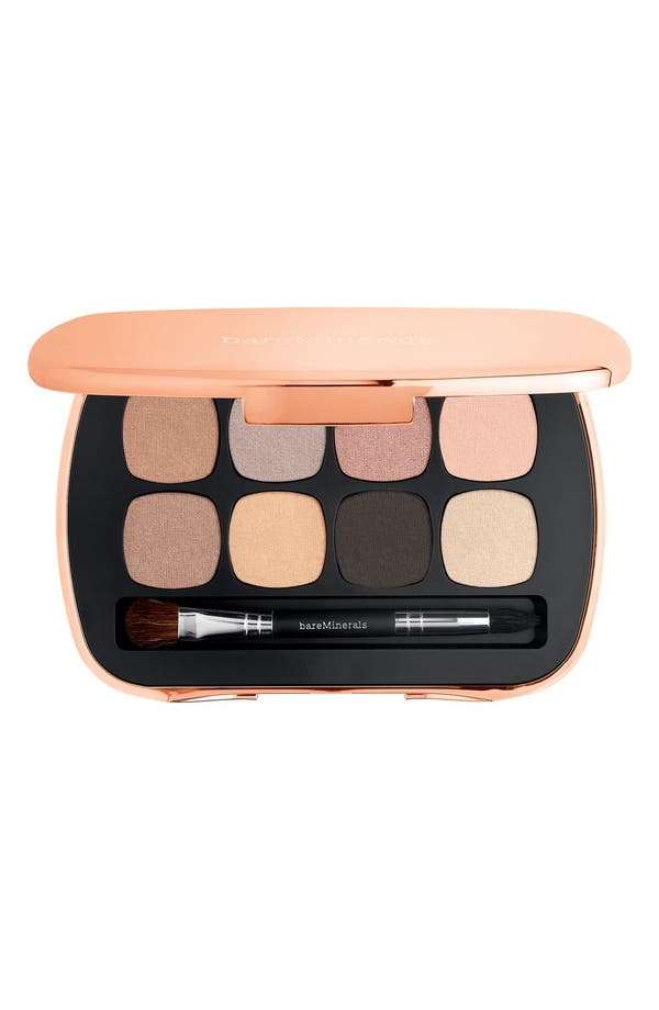 READY 8.0 The Sexy Neutrals Eyeshadow Palette,                         Main,                         color, The Sexy Neutrals