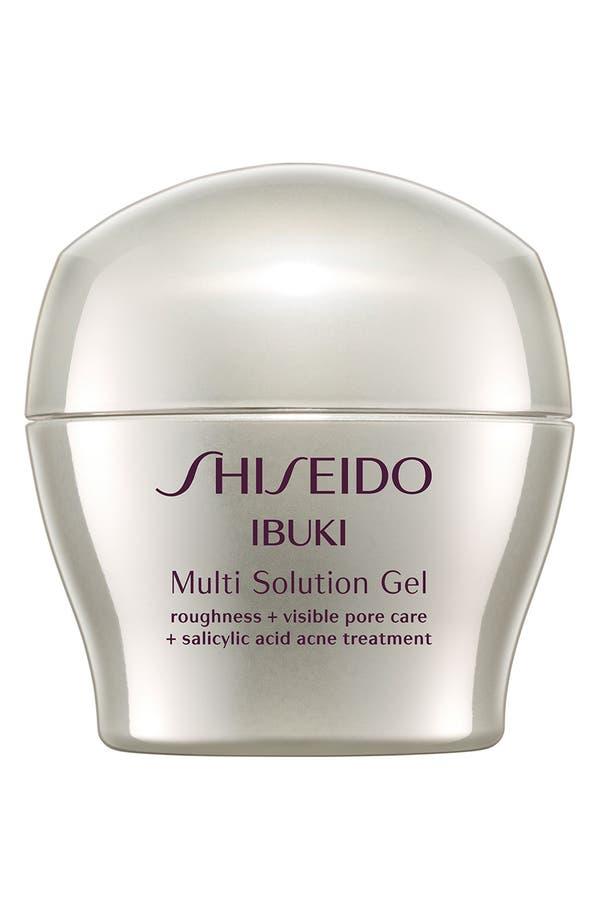 Main Image - Shiseido 'Ibuki' Multi Solution Gel