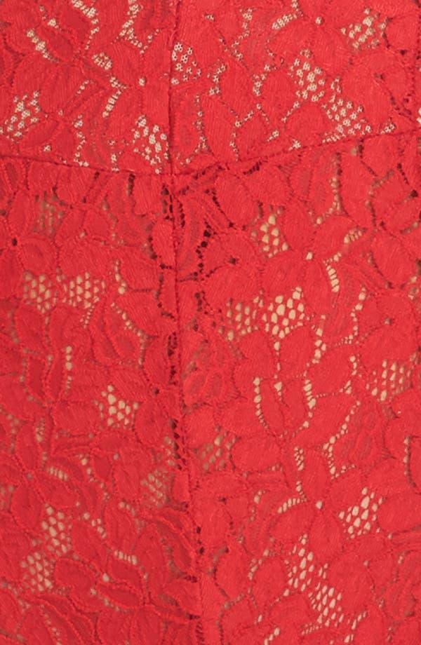 Alternate Image 6  - Free People Intimately FP Avery Lace Bodysuit