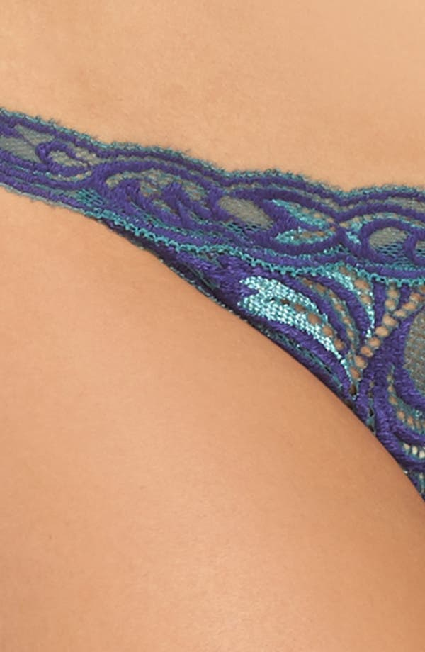 Alternate Image 8  - Natori Feathers Thong