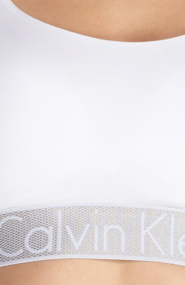 Alternate Image 8  - Calvin Klein Bralette