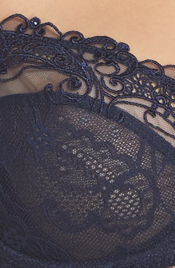 Alternate Image 8  - Epure by Lise Charmel Demi Cup Lace Bra