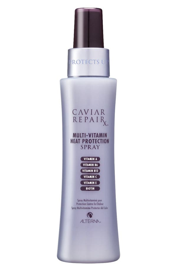 Alternate Image 1 Selected - ALTERNA® Caviar Repair Rx Multi-Vitamin Heat Protection Spray