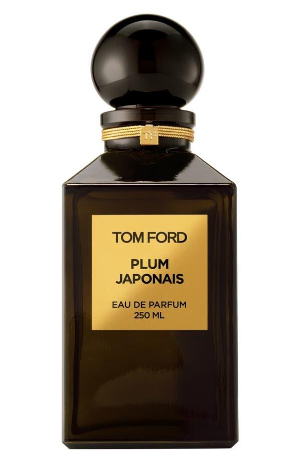 Private Blend Plum Japonais Eau de Parfum Decanter,                             Main thumbnail 1, color,                             No Color
