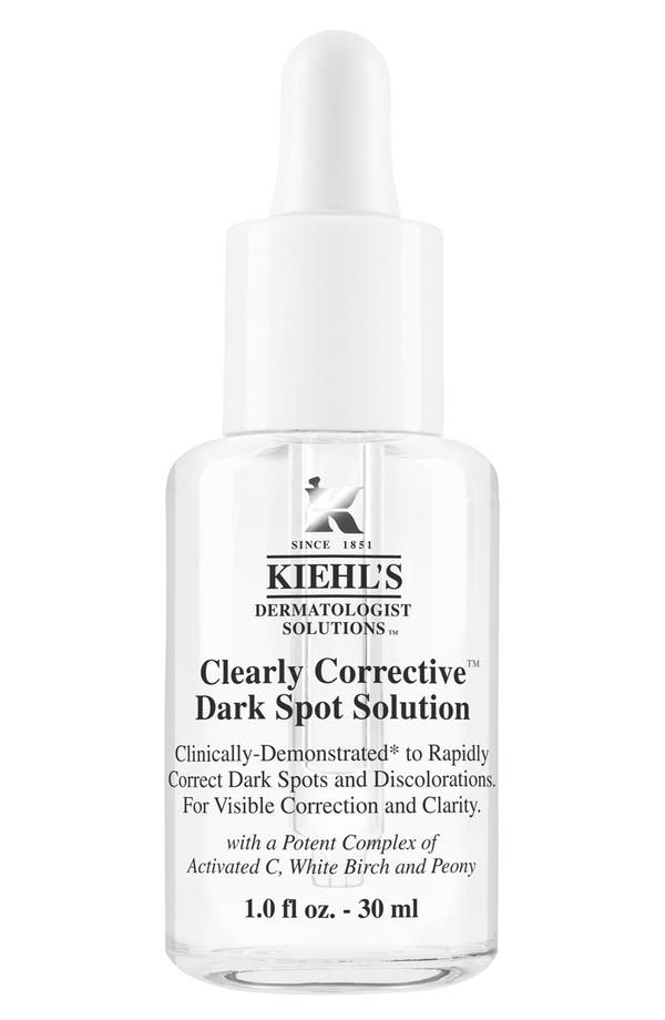 Alternate Image 1 Selected - Kiehl's Since 1851 'Clearly Corrective™' Dark Spot Solution