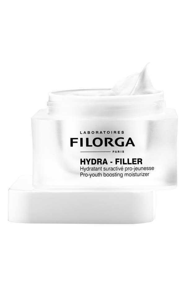 'Hydra-Filler' Pro-Youth Boosting Moisturizer,                             Main thumbnail 1, color,                             No Color
