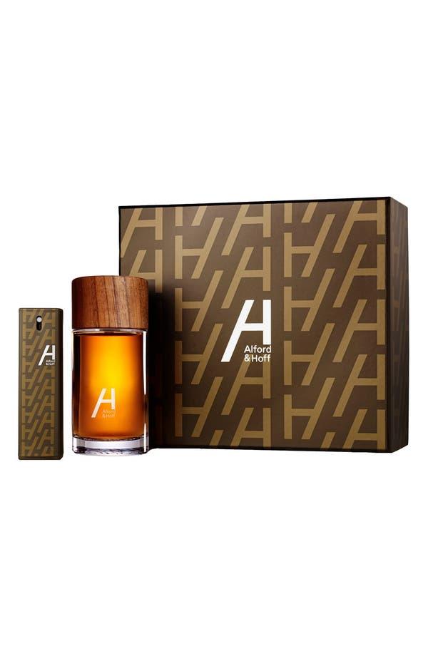 Alternate Image 1 Selected - Alford & Hoff Eau de Toilette Signature Set ($132 Value)