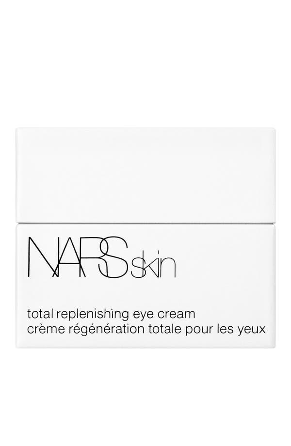 Alternate Image 1 Selected - NARS Skin Total Replenishing Eye Cream Jar