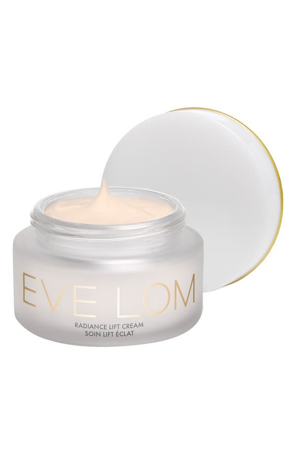 SPACE.NK.apothecary EVE LOM Radiance Lift Cream,                             Main thumbnail 1, color,                             No Color