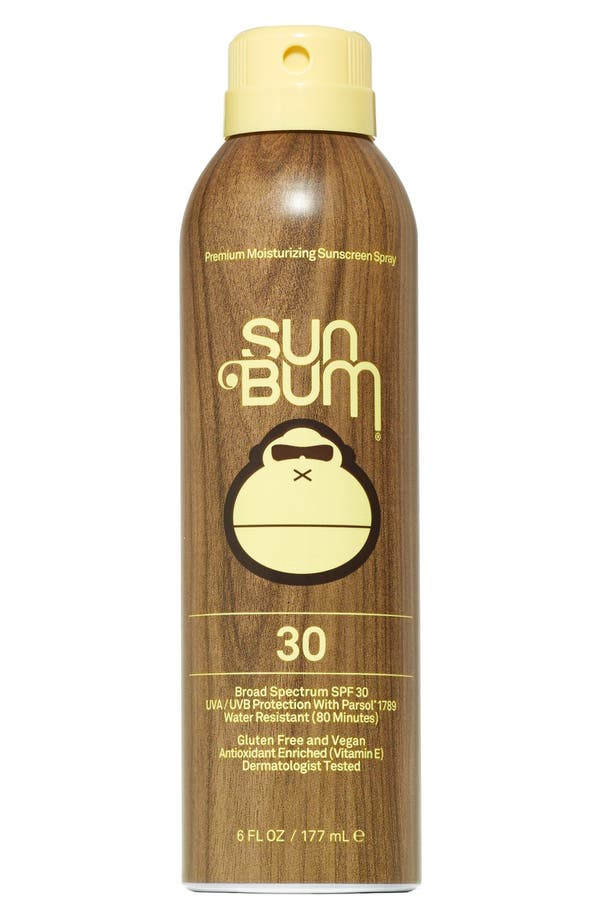 Alternate Image 1 Selected - Sun Bum Sunscreen Spray
