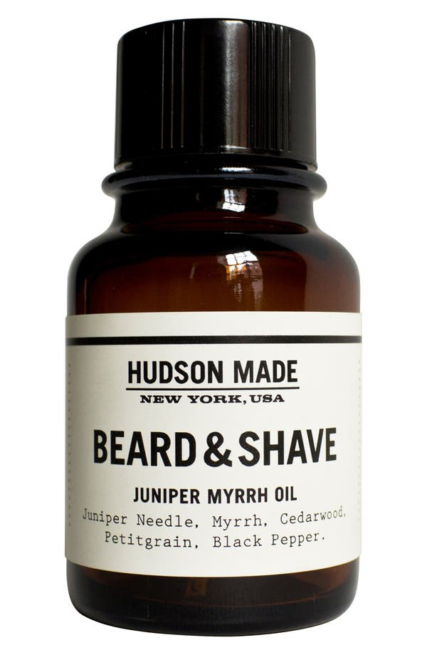 Alternate Image 1 Selected - Hudson Made Beard & Shave Oil