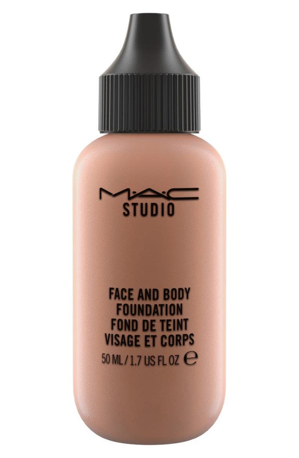 MAC M·A·C Studio Face and Body Foundation,                         Main,                         color, N9