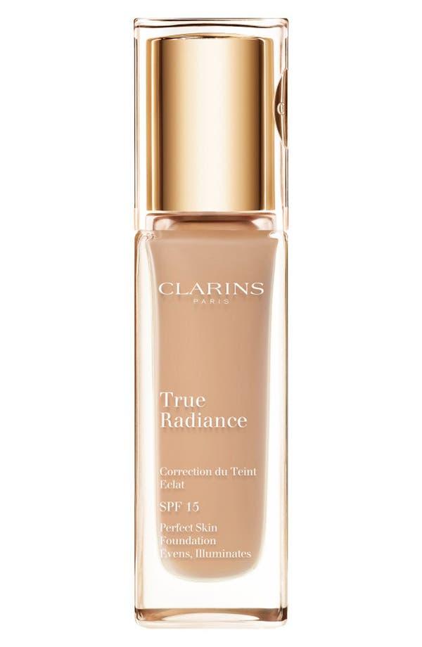 Main Image - Clarins True Radiance SPF 15 Perfect Skin Foundation