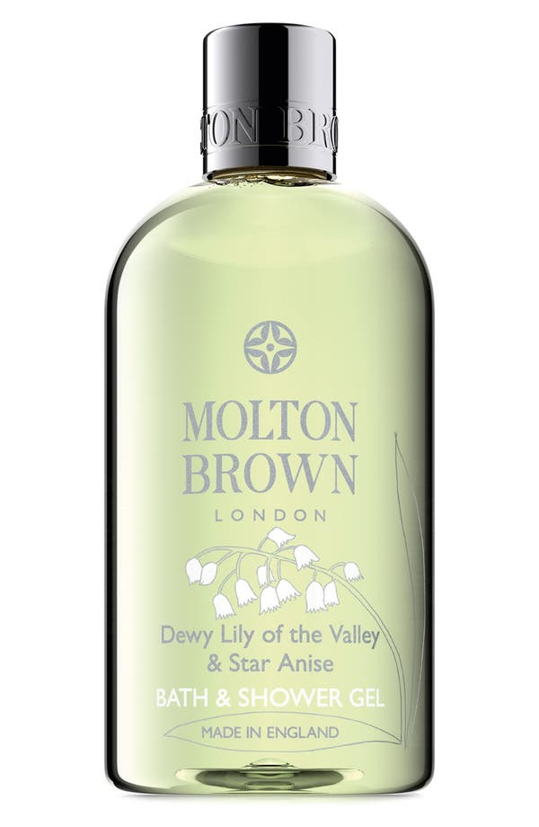 'Dewy Lily of the Valley & Star Anise' Bath & Shower Gel,                         Main,                         color, No Color