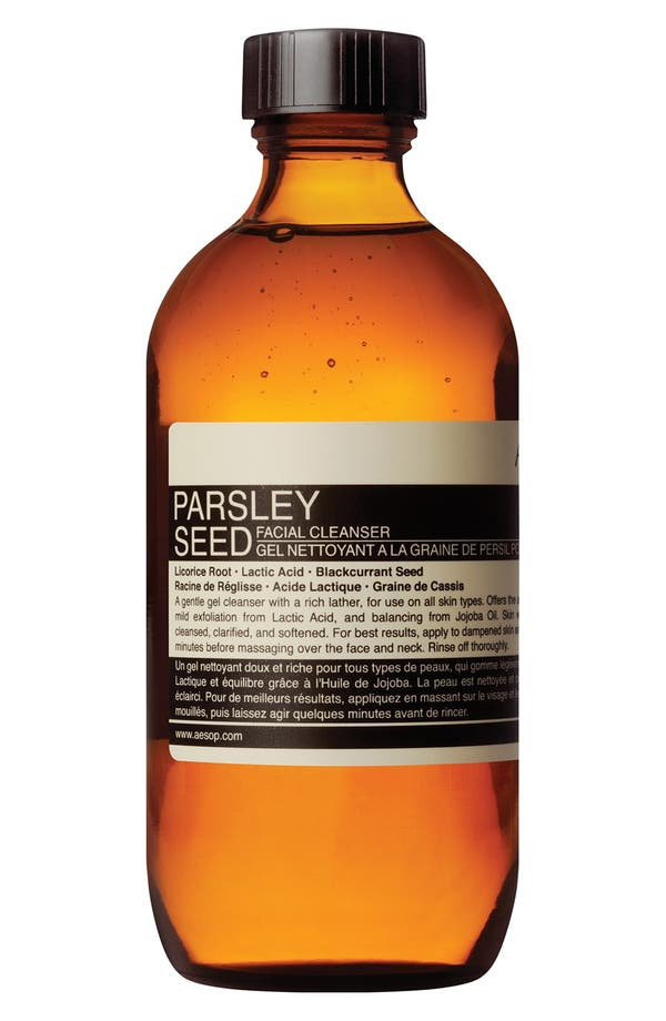 Parsley Seed Facial Cleanser,                             Alternate thumbnail 2, color,                             None