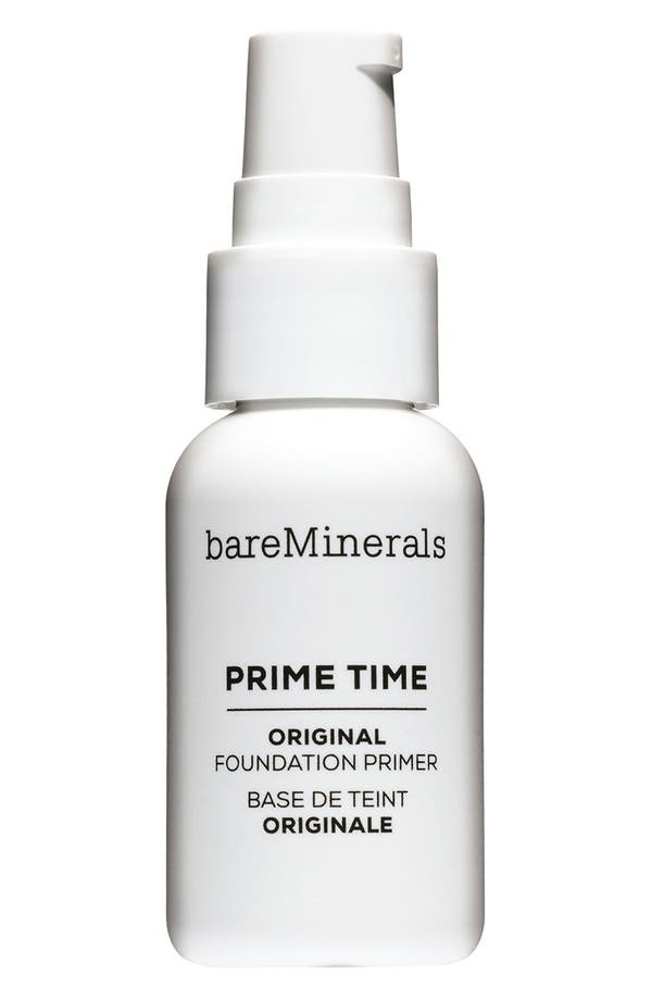 Alternate Image 1 Selected - bareMinerals® Prime Time Original Foundation Primer