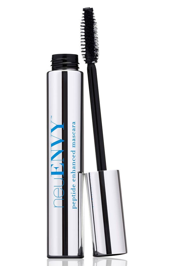 by Skin Research Laboratories neuENVY<sup>™</sup> Peptide Enhanced Mascara,                         Main,                         color, Black