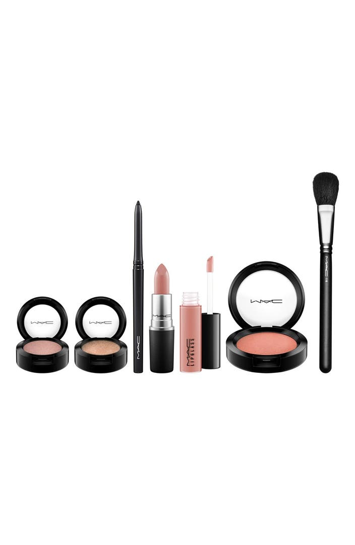 Mac Look In A Box 2016 Summer Collection: MAC Look In A Box Natural Flare Collection ($140 Value