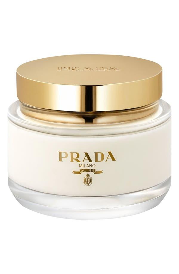 Alternate Image 1 Selected - Prada 'La Femme Prada' Body Cream