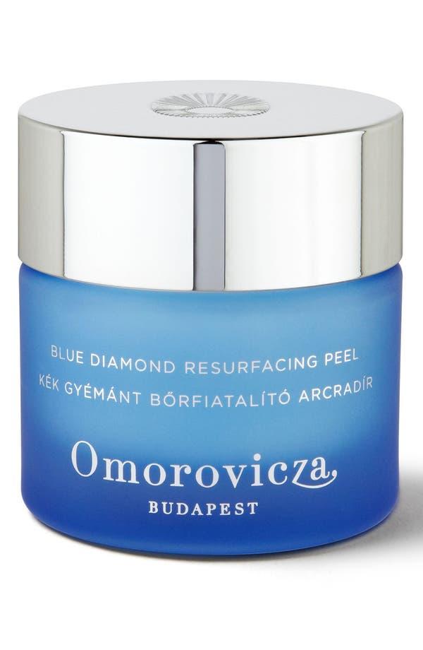 Main Image - Omorovicza 'Blue Diamond' Resurfacing Peel