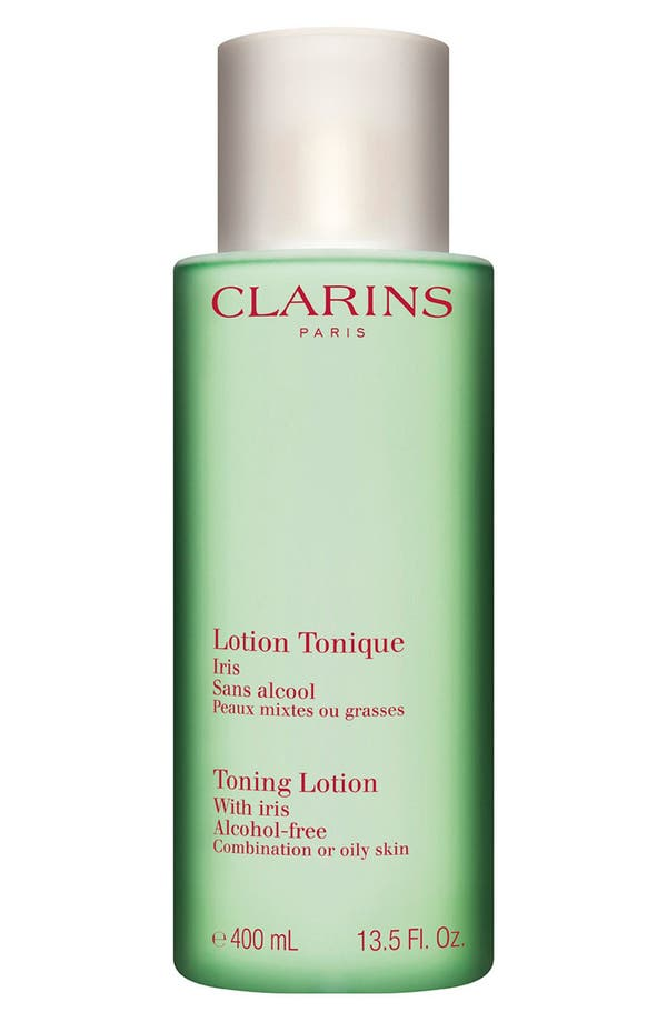 Alternate Image 1 Selected - Clarins Toning Lotion with Iris (Jumbo Size) ($50 Value)