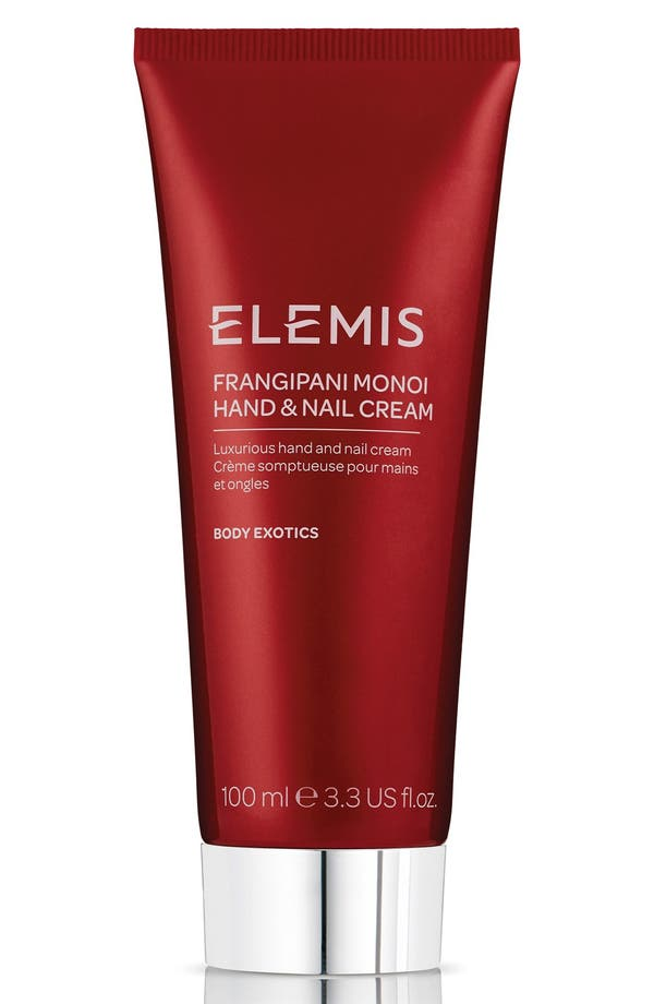 Alternate Image 1 Selected - Elemis Frangipani Monoi Hand & Nail Cream
