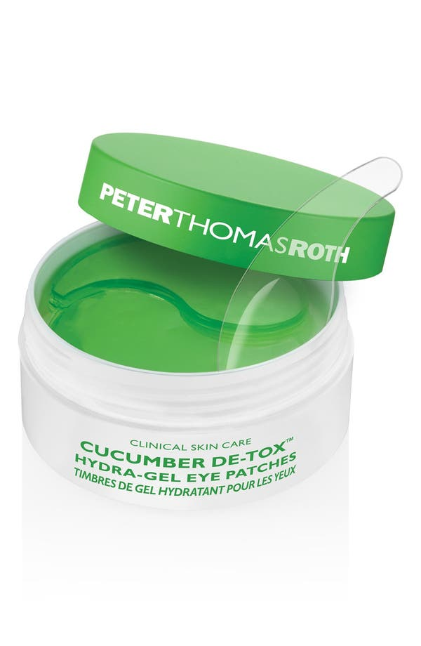 Alternate Image 1 Selected - Peter Thomas Roth 'Cucumber De-Tox™' Hydra-Gel Eye Patches