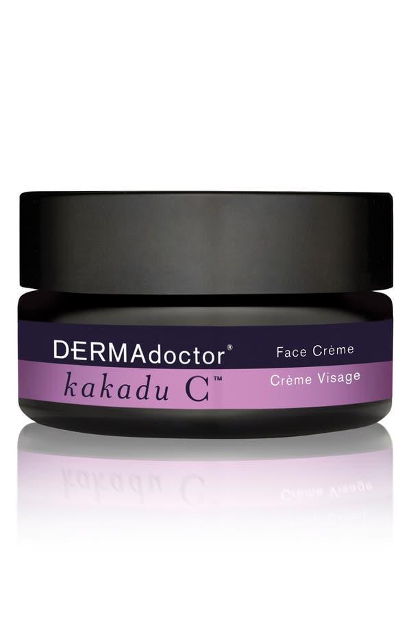 Main Image - DERMAdoctor® 'kakadu C™' Face Crème