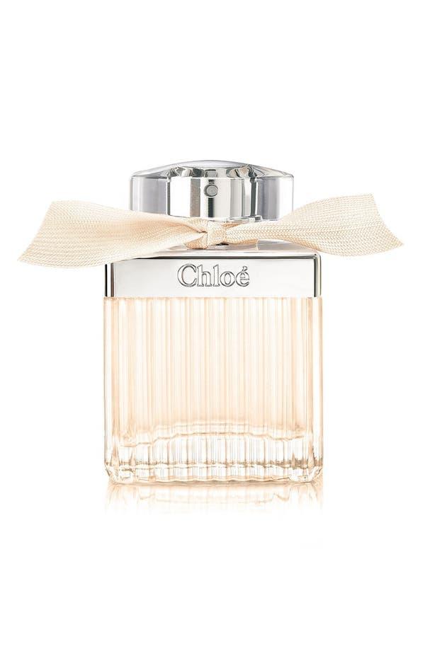 Alternate Image 1 Selected - Chloé 'Fleur de Parfum' Eau de Parfum