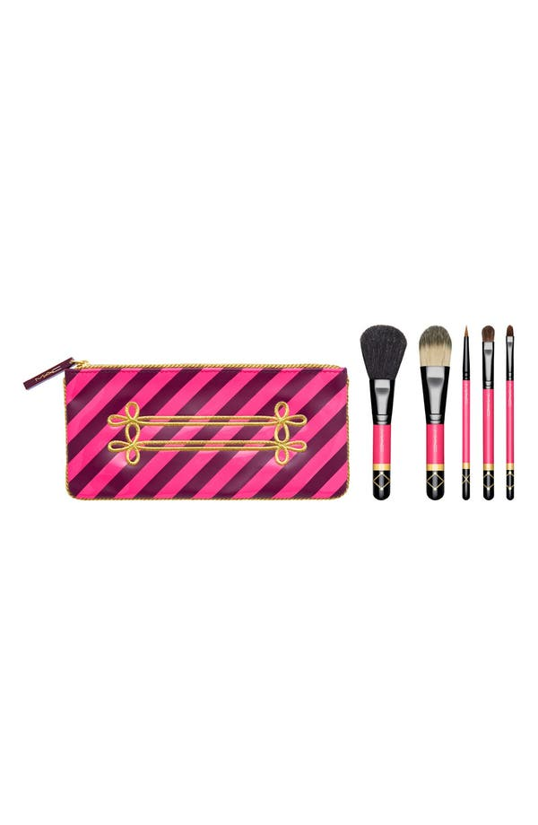 Main Image - MAC Nutcracker Sweet Basic Brush Kit