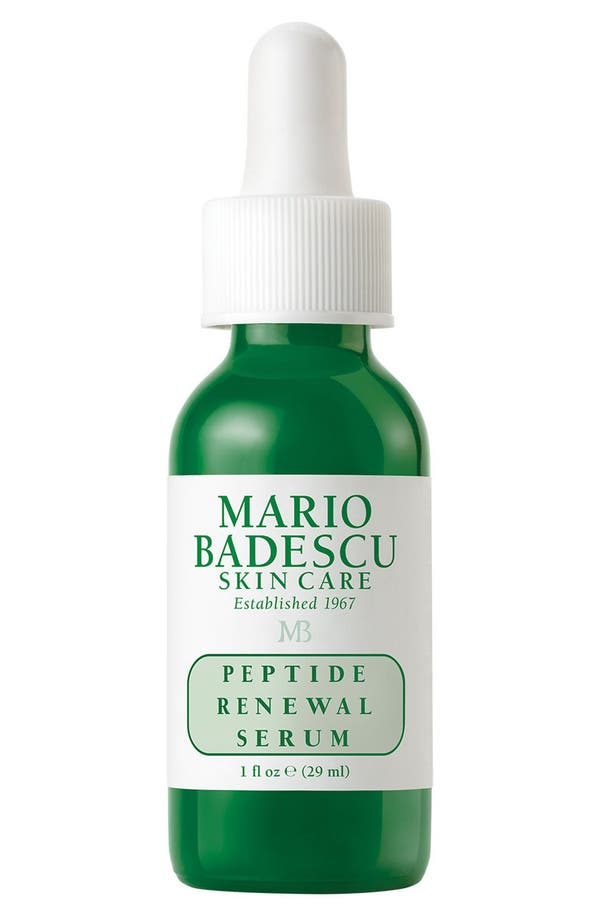 Alternate Image 1 Selected - Mario Badescu Peptide Renewal Serum