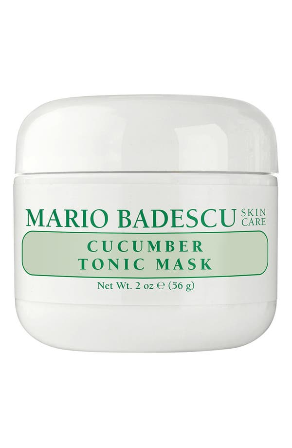Alternate Image 1 Selected - Mario Badescu Cucumber Tonic Mask