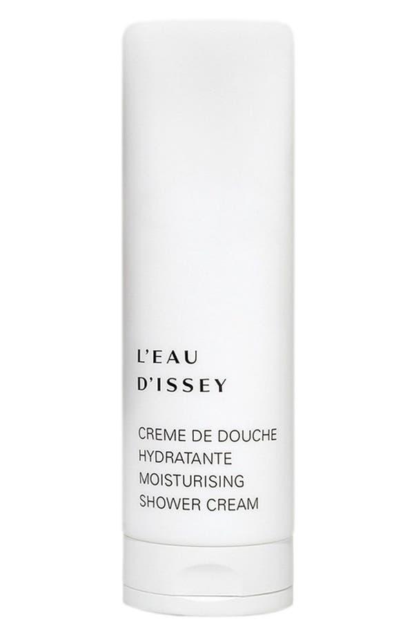 'L'Eau d'Issey' Moisturizing Shower Cream,                             Main thumbnail 1, color,
