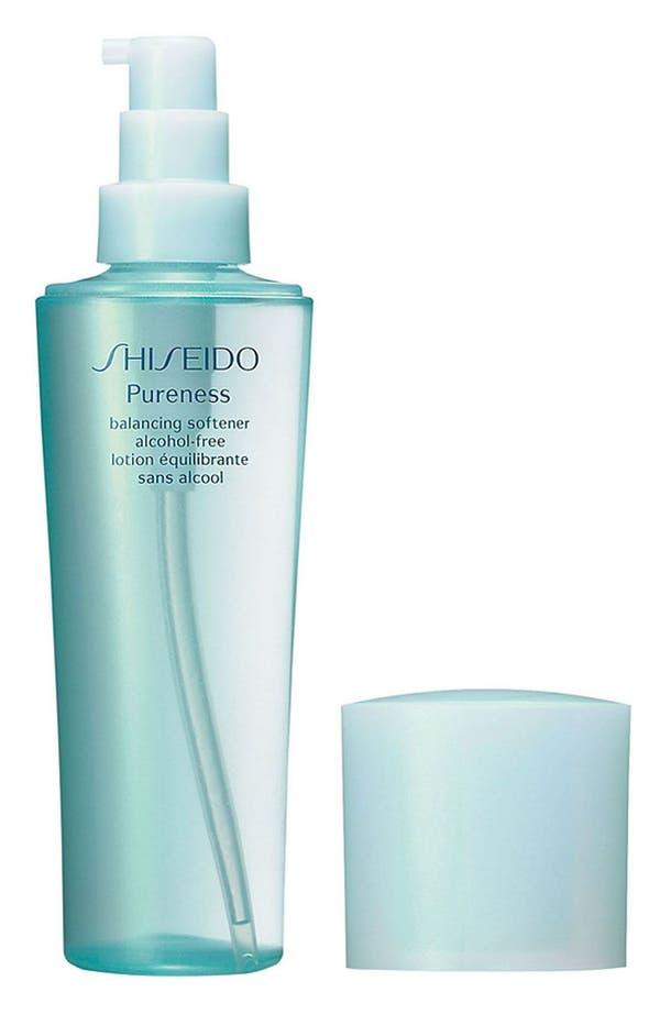 Main Image - Shiseido 'Pureness' Alcohol-Free Balancing Softener
