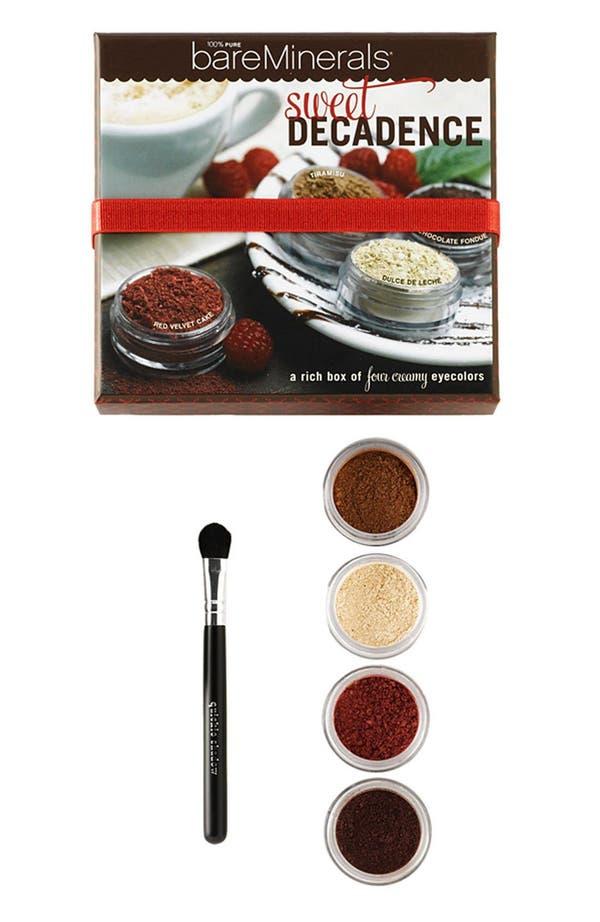 Main Image - Bare Escentuals® 'Sweet Decadence' Eyecolor Set