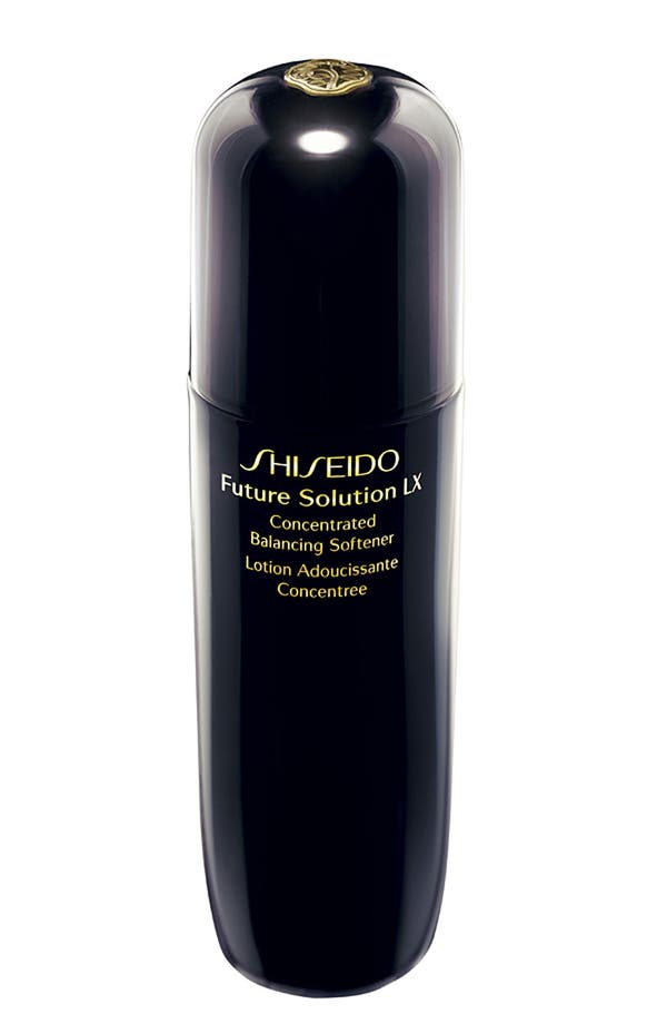 Alternate Image 1 Selected - Shiseido 'Future Solution LX' Concentrated Balancing Softener
