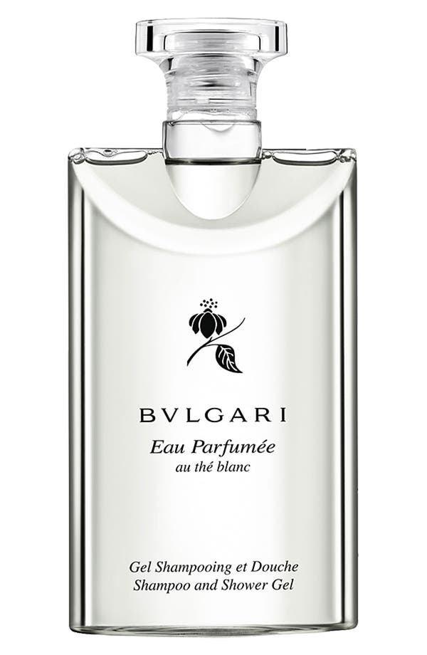 Alternate Image 1 Selected - BVLGARI 'Eau Parfumée au thé blanc' Shampoo & Shower Gel
