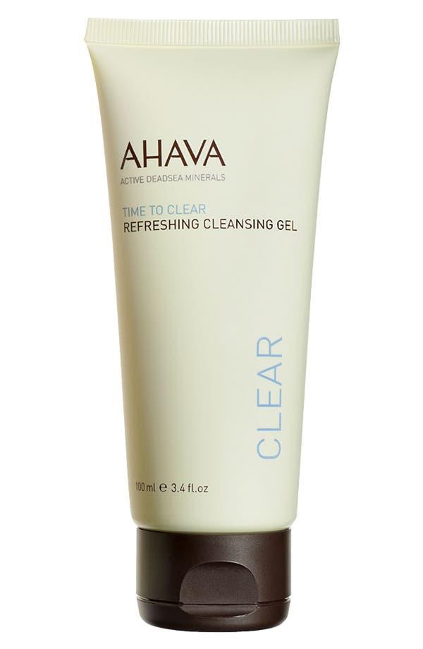 Alternate Image 1 Selected - AHAVA Refreshing Cleansing Gel