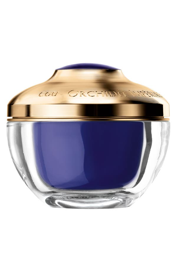 Alternate Image 1 Selected - Guerlain 'Orchidée Impériale' Neck & Décolleté Cream