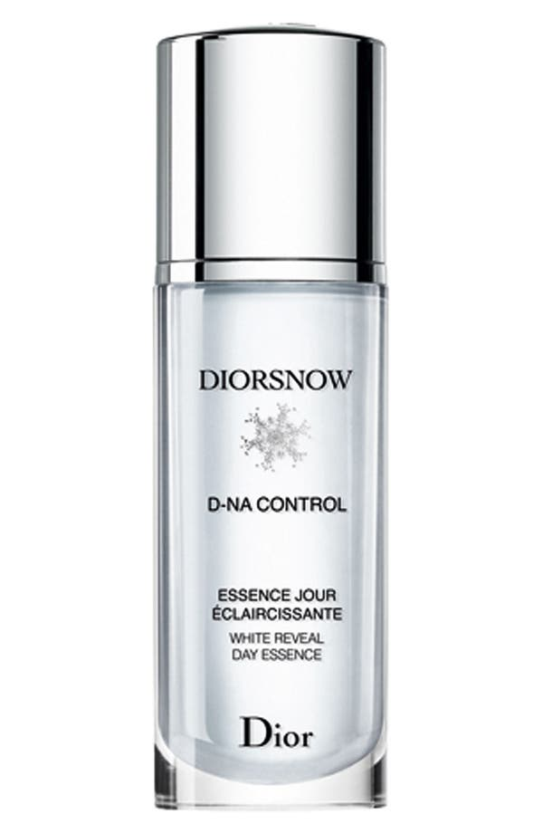 Alternate Image 1 Selected - Dior 'Diorsnow D-NA Control' White Reveal Day Essence Serum