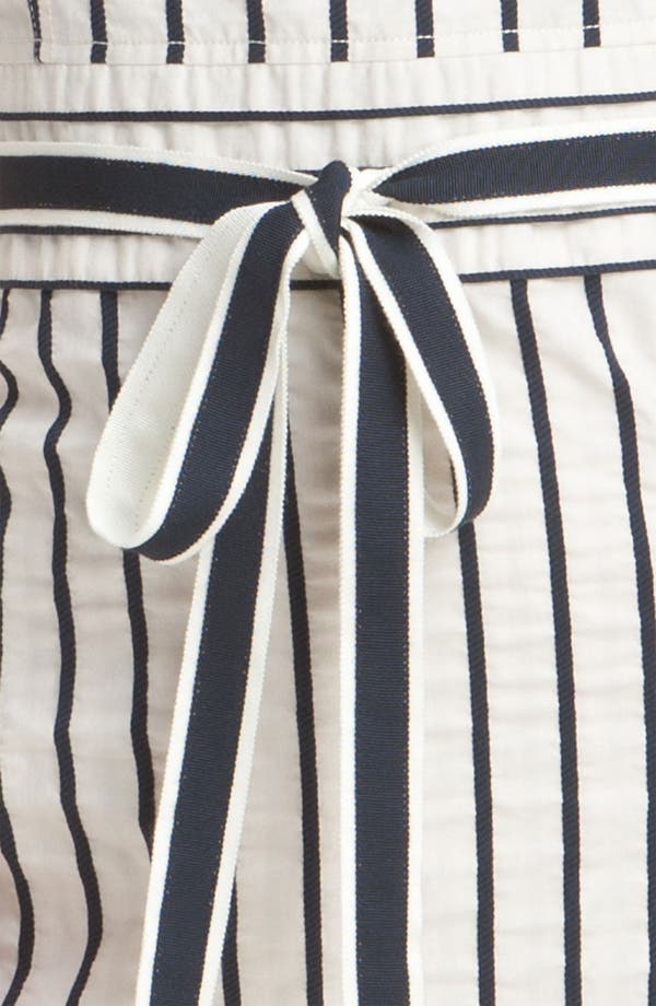 Alternate Image 3  - Tory Burch 'Kinsley' Nautical Stripe Sundress