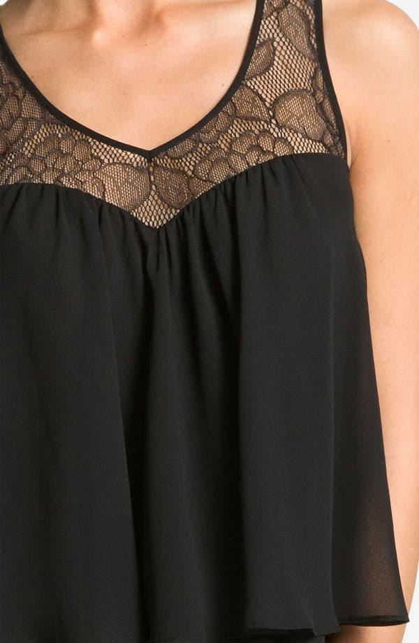 Alternate Image 3  - Oscar de la Renta Sleepwear 'Lovely Layers' Nightie