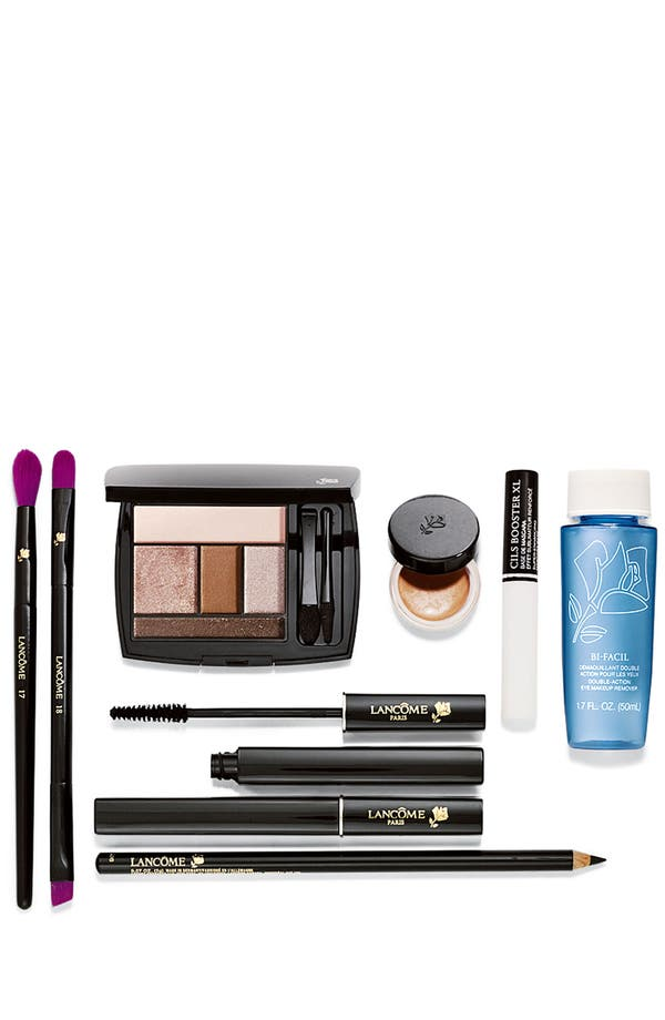 Main Image - Lancôme 'Defining & Brightening' Exclusive Eye Collection ($197 Value)