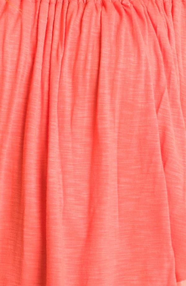 Alternate Image 3  - Elan Off Shoulder Cover-Up Dress