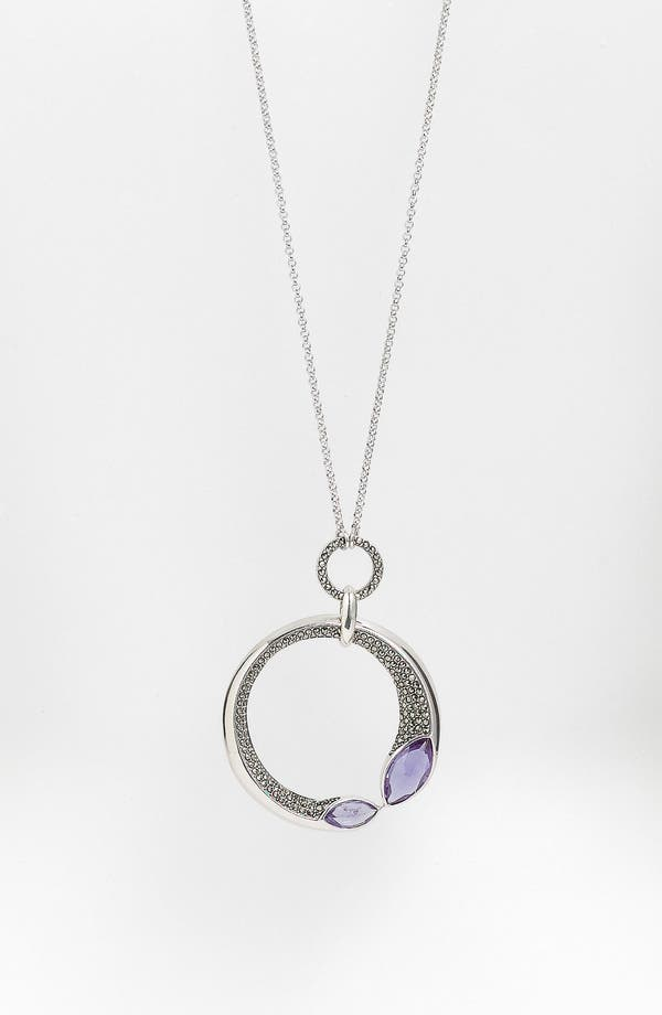Alternate Image 1 Selected - Judith Jack 'Coil' Convertible Pendant Necklace