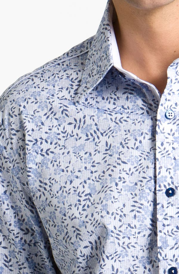 Alternate Image 3  - Zagiri 'Summer Breeze' Sport Shirt